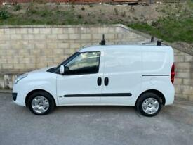 2015 Vauxhall Combo 1.3 2000 L1H1 CDTI SPORTIVE AIR CON NEW TYRES VAT INCLUDED P