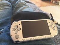 Silver Sony PSP