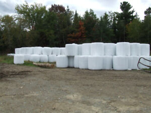 Round Bale Timothy/Clover Silage