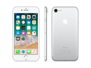 SAVE 50%! APPLE iPhone 7 - Silver - 32GB