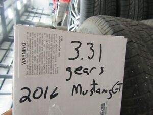 Ford Mustang 8.8'' 3.31 Ring Gear and Pinion  *TAKE OFF* Strathcona County Edmonton Area image 2