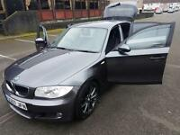 BMW 120 2.0TD 2007MYd M Sport. NEW DUEL MASS FLY WHEEL KIT. FULL SERVICE HISTORY
