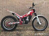 Beta Evo 300SS 2017 Trials Bike