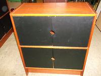 Cabinets  4 door and 6 door 45. 00  55. 00