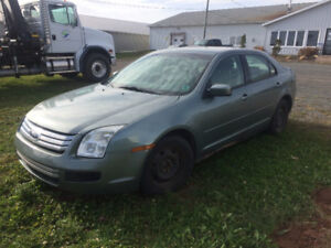 2006 Ford Fusion SE Sedan - AS IS