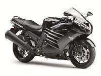 """Kawasaki ZZR1400 """"16 Plate"""" X Demonstrator Low Mileage"""