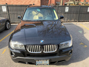 BMW X3 2008 Model Great Condition