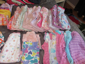 Girls baby / infant clothing all seasons – $60 per bundle size