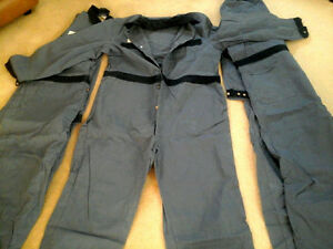 Welder Style 100% Cotton Coveralls (Like Brand New)