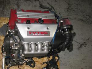 ACURA RSX DC5 DOHC K20A 2.0L iVTEC TYPE R ENGINE JDM k20 MOTOR
