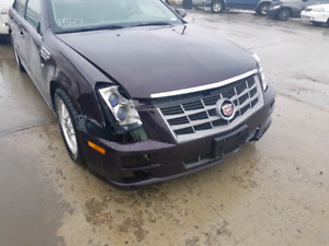2008 Cadillac STS for parts