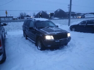 1999 Jeep Grand Cherokee Limited, Crossover 3000obo