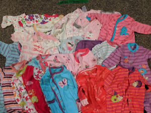 0-3 month/newborn/3 month baby girl clothes