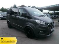 2020 Ford Transit Custom 300 LIMITED DCIV ECOBLUE Double Cab Van Diesel Manual