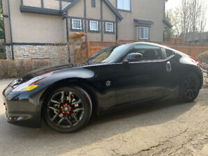 370z **REDUCED** **AUTOMATIC** **CUSTOM EXTERIOR** 2009