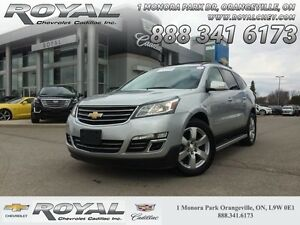 2016 Chevrolet Traverse Premier * AWD * NAV * DVD ENTERTAINMENT