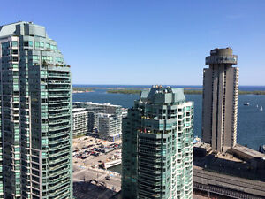 One Bedroom Condo On Bay St Of Downtown Toronto For Rent