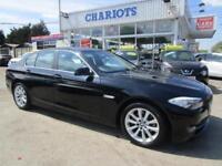 2012 BMW 5 Series 2.0 520d BluePerformance SE 4dr