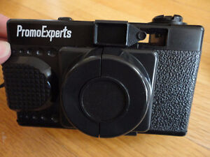 Vintage Promo Experts 35 mm camera with case and original box London Ontario image 7