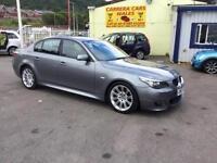 BMW 520 2.0TD 2007MY d M Sport
