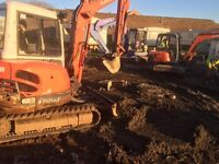 Digger driver required