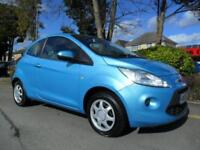 FORD KA 1.2 2009 STYLE 37,000 MILES COMPLETE WITH M.O.T HPI CLEAR INC WARRANTY