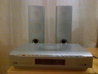 LG CD-ROM/RW player - Stylish Hi-Fi system,