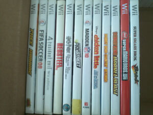 Summer sale on Wii games! --> Buy one get one 50% off!