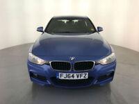 2014 64 BMW 320D XDRIVE M SPORT DIESEL 4WD 1 OWNER SERVICE HISTORY FINANCE PX