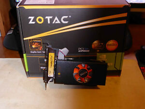 Zotac Video Graphic Card(REDUCED)