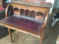 Antique roll top desk for sale