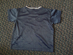 Boys Size 4 Blue Football Jersey by OshKosh B'gosh Kingston Kingston Area image 2