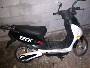 E bike with Brand new Batteries