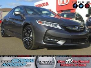 Honda Accord Coupe Touring | NEW | V6 | Navigation | Bluetooth 2