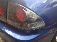 Lexus is200 break light driver off side dark insert 98-05 breaking spares can post is 200 is300