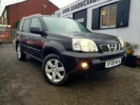 NISSAN X-TRAIL COLUMBIA DCI Black Manual Diesel, 2006