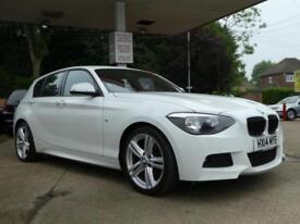 2014 BMW 1 SERIES 120D M SPORT HATCHBACK DIESEL