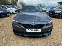 2019 BMW 4 Series 420I M SPORT GRAN COUPE Coupe Petrol Manual