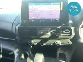 2020 Citroen Berlingo 1.5 BlueHDi 1000Kg Driver 100ps PANEL VAN Diesel Manual