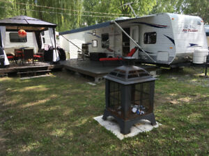 Roulotte 28 pieds Jayco 2011