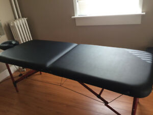 Like-new Massage Table for sale - $150