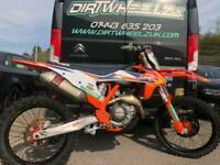 20.5 KTM SXF450 *FACTORY EDITION* Dirt Wheelz UK 01443 835203 2020 SXF FC 450