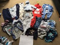 Baby boys 3-6 month clothing. Lots still new with tags! Huge bundle cheap!
