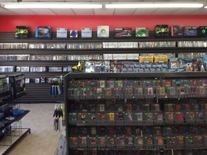 Introducing Ottawa's Newest Video Game/Collectable Store