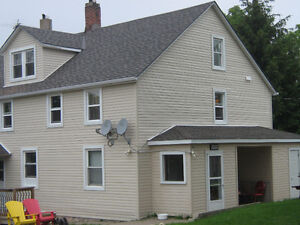2BR Country-like property - Avail Sept 1