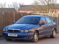 Jaguar X-Type 2.0 D Classic 4dr LOW MILES+JAG HISTORY+LONG MOT