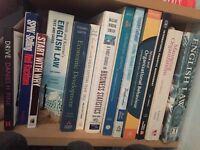 Business, management, economics and leisure studies textbooks