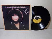 Ginette Reno - Je ne suis qu'une chanson sur disque vinyle