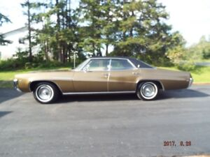 1969 buick lesabre 4 door hard top