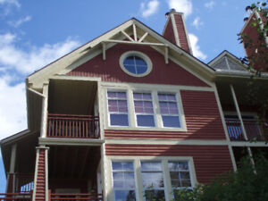Mont-Tremblant rental with view - AVAILABLE FOR IRONMAN